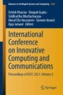 International Conference on Innovative Computing and Communications