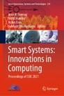 Smart Systems: Innovations in Computing