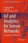 IoT and Analytics for Sensor Networks