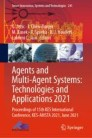 Agents and Multi-Agent Systems: Technologies and Applications 2021