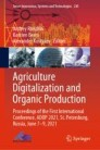 Agriculture Digitalization and Organic Production