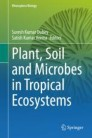 Plant, Soil and Microbes in Tropical Ecosystems
