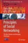 Principles of Social Networking