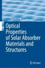 Optical Properties of Solar Absorber Materials and Structures