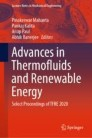 Advances in Thermofluids and Renewable Energy
