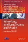 Networking, Intelligent Systems and Security