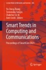 Smart Trends in Computing and Communications