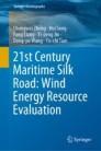 21st Century Maritime Silk Road: Wind Energy Resource Evaluation