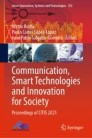Communication, Smart Technologies and Innovation for Society