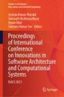 Proceedings of International Conference on Innovations in Software Architecture and Computational Systems