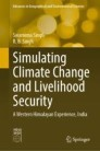 Simulating Climate Change and Livelihood Security