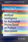 Artificial Intelligence for Automated Pricing Based on Product Descriptions
