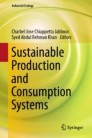 Sustainable Production and Consumption Systems