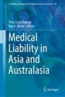Medical Liability in Asia and Australasia