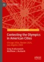 Contesting the Olympics in American Cities