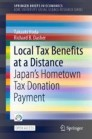 Local Tax Benefits at a Distance