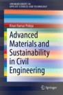 Advanced Materials and Sustainability in Civil Engineering