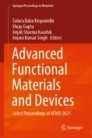 Advanced Functional Materials and Devices