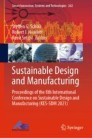 Sustainable Design and Manufacturing