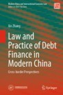 Law and Practice of Debt Finance in Modern China