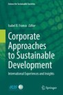 Corporate Approaches to Sustainable Development