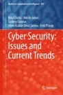 Cyber Security: Issues and Current Trends