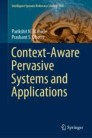 Context-Aware Pervasive Systems and Applications