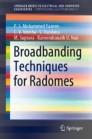 Broadbanding Techniques for Radomes