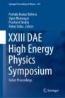 XXIII DAE High Energy Physics Symposium