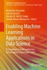 Enabling Machine Learning Applications in Data Science