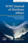 WMU Journal of Maritime Affairs