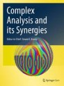 Complex Analysis and its Synergies