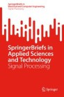 SpringerBriefs in Signal Processing