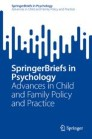 Advances in Child and Family Policy and Practice