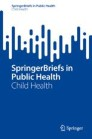 SpringerBriefs in Child Health