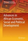 Advances in African Economic, Social and Political Development