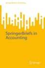 SpringerBriefs in Accounting