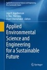 Applied Environmental Science and Engineering for a Sustainable Future