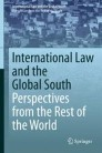 International Law and the Global South