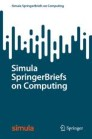 Simula SpringerBriefs on Computing