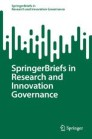 SpringerBriefs in Research and Innovation Governance