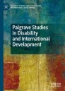 Palgrave Studies in Disability and International Development
