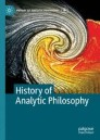 History of Analytic Philosophy
