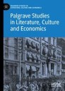 Palgrave Studies in Literature, Culture and Economics