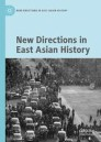 New Directions in East Asian History