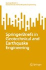 SpringerBriefs in Geotechnical and Earthquake Engineering