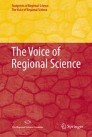 The Voice of Regional Science