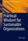 Practical Wisdom for Sustainable Organizations