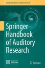 Springer Handbook of Auditory Research