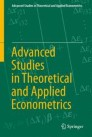 Advanced Studies in Theoretical and Applied Econometrics